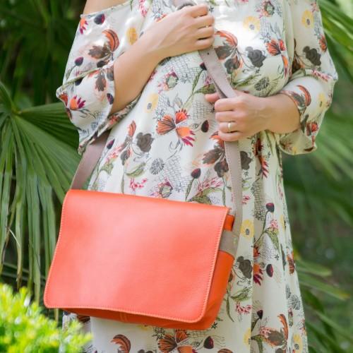 BESACE| chardonnay orange
