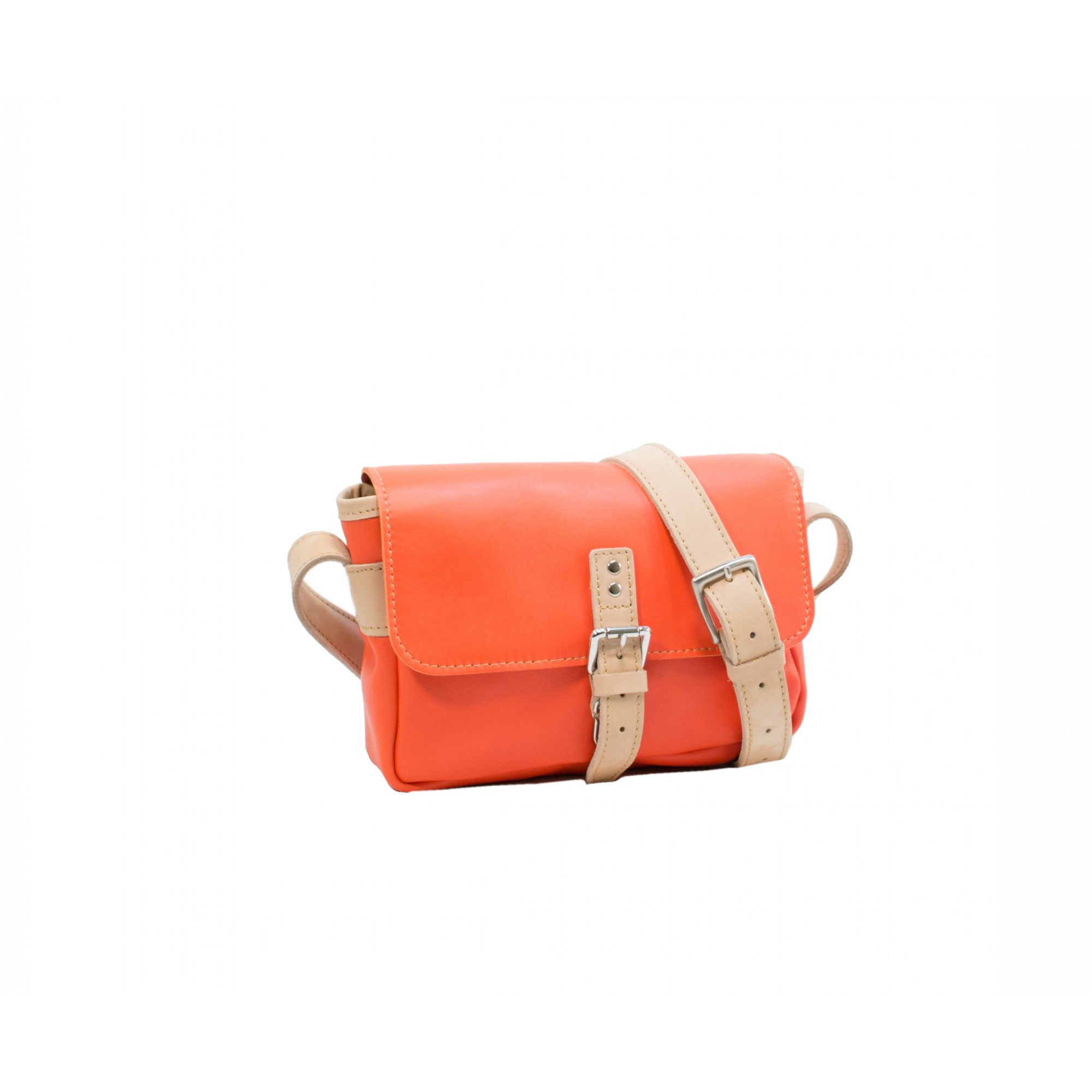 SAC BANDOULIERE | Petit messager zucca