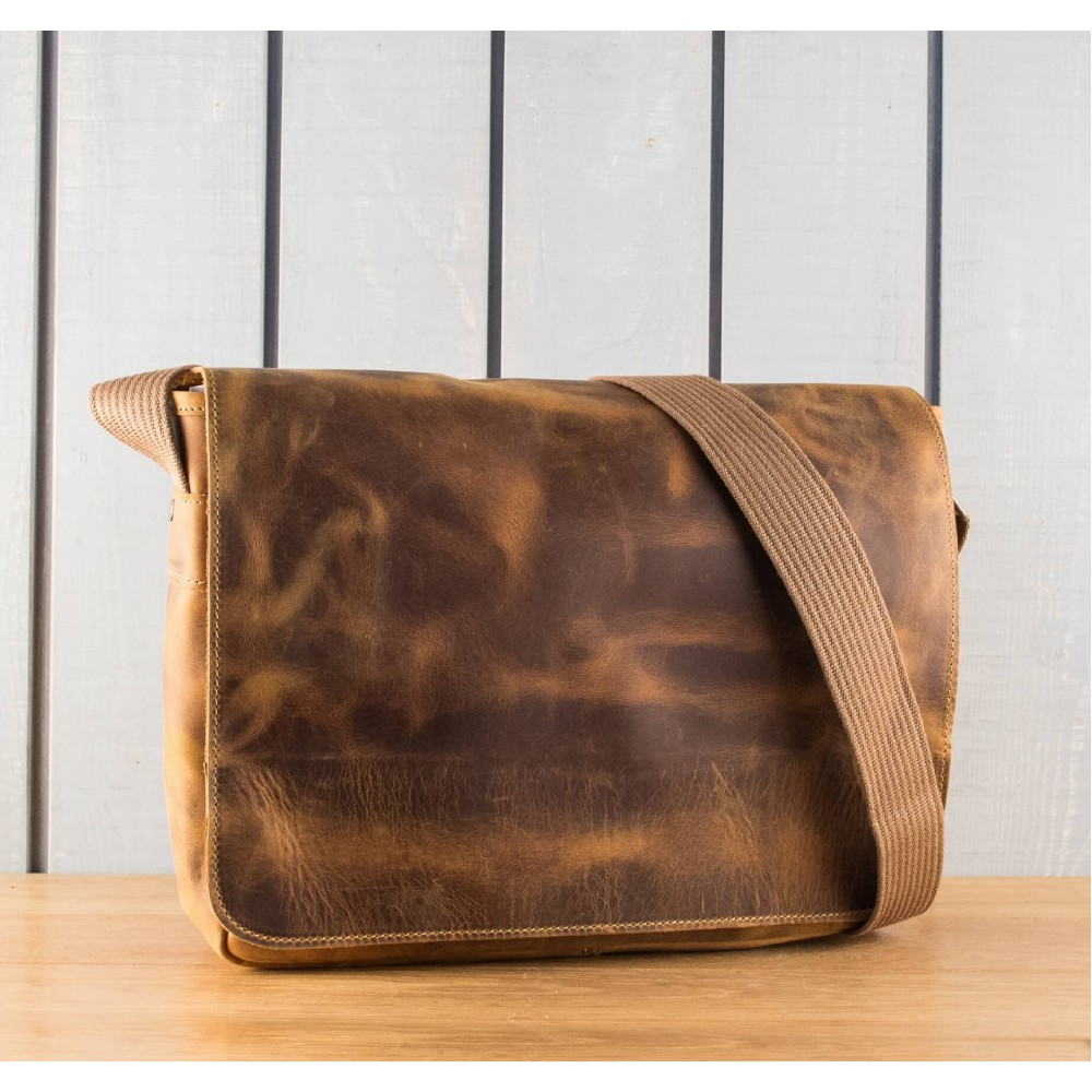 BESACE | MUSETTE TAN