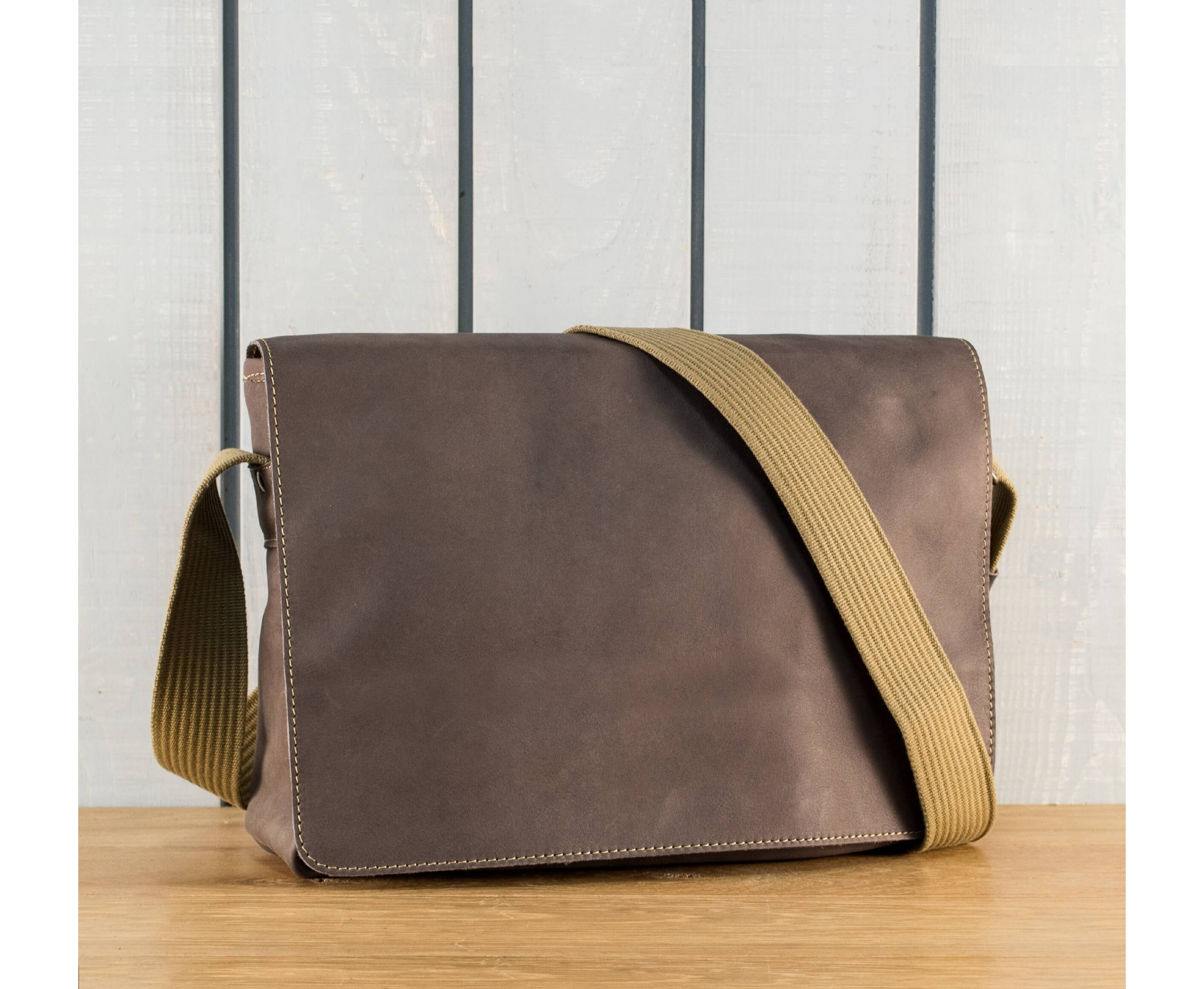 BESACE | MUSETTE BRUNE