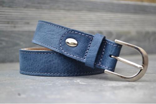 CEINTURE 30 Bleu Jean